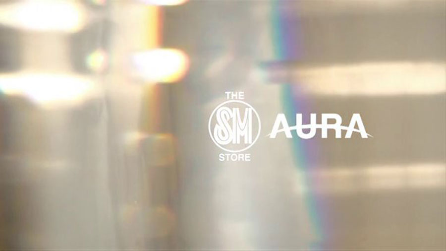 AURA - BEHIND THE SCENES